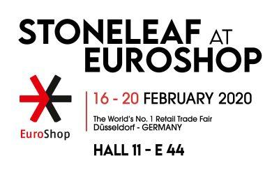 StoneLeaf goes to EuroShop – February 2020