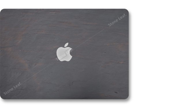 Coque cover MacBook feuille de pierre 100% naturelle Budapest StoneLeaf