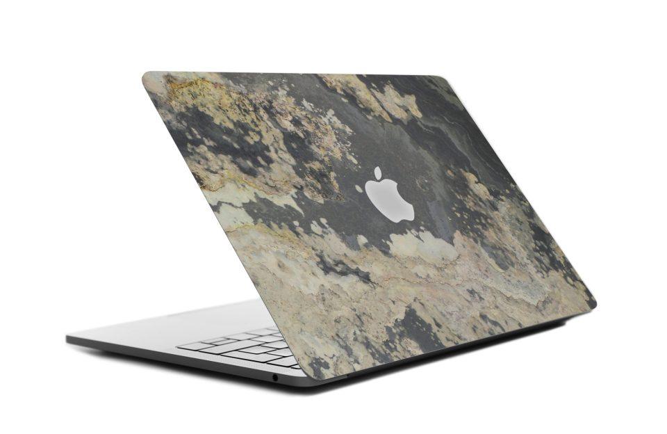 Coque cover MacBook feuille de pierre 100% naturelle Moscou StoneLeaf