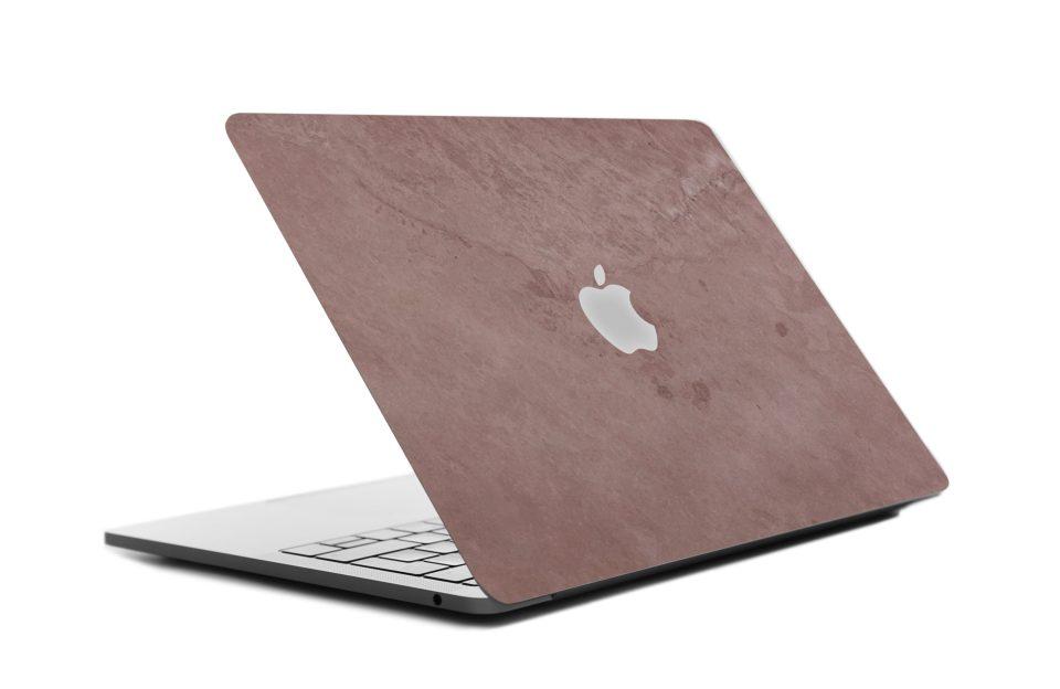 Coque cover MacBook feuille de pierre 100% naturelle Rio StoneLeaf