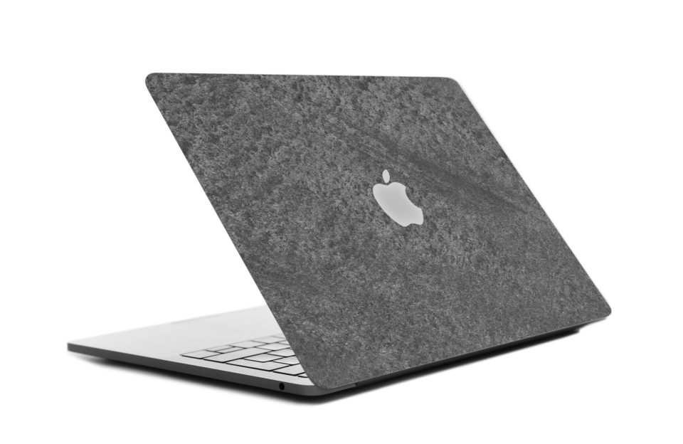 Coque cover MacBook feuille de pierre 100% naturelle Canberra StoneLeaf
